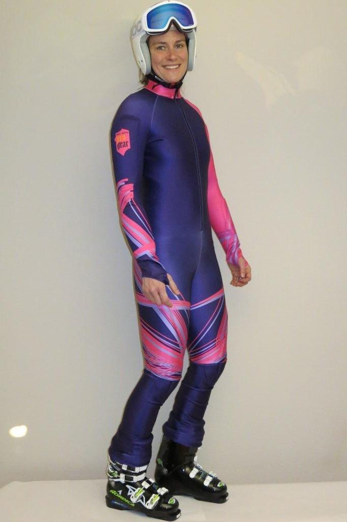 Pro Gear fartdräkt lila/rosa