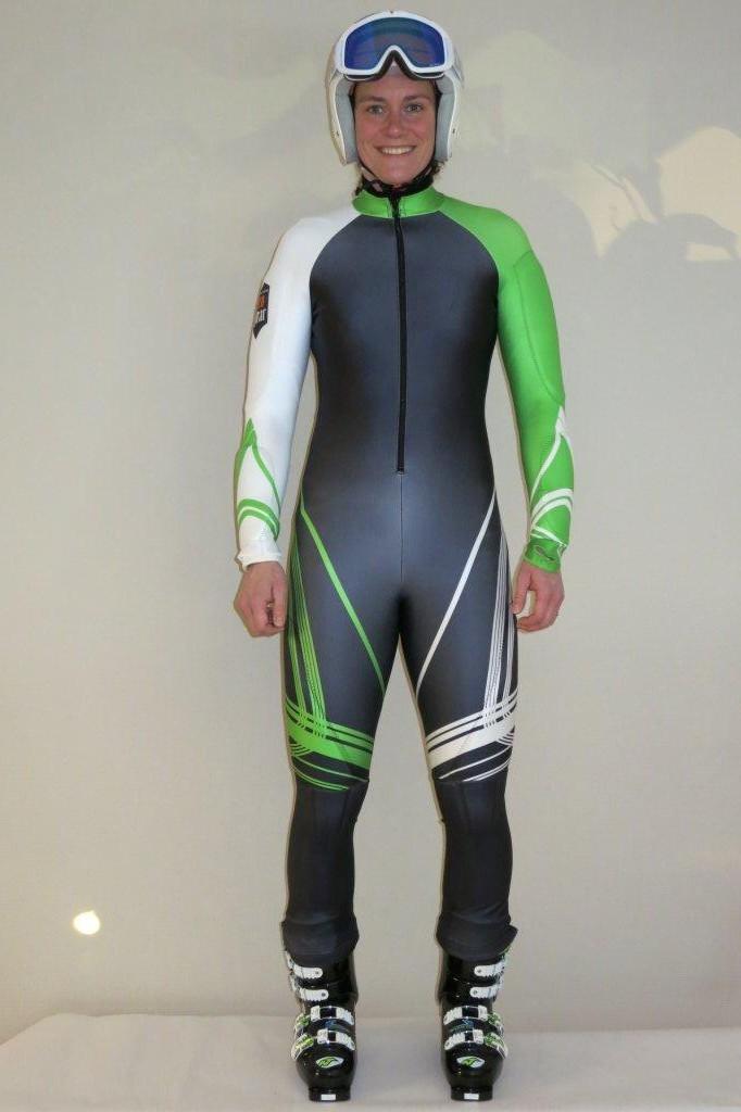 Pro Gear fartdräkt grå/grön