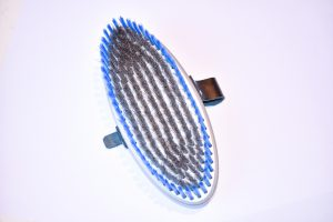 Handbrush Oval steel