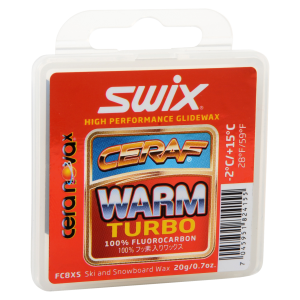 SWIX FC8X warm turbo