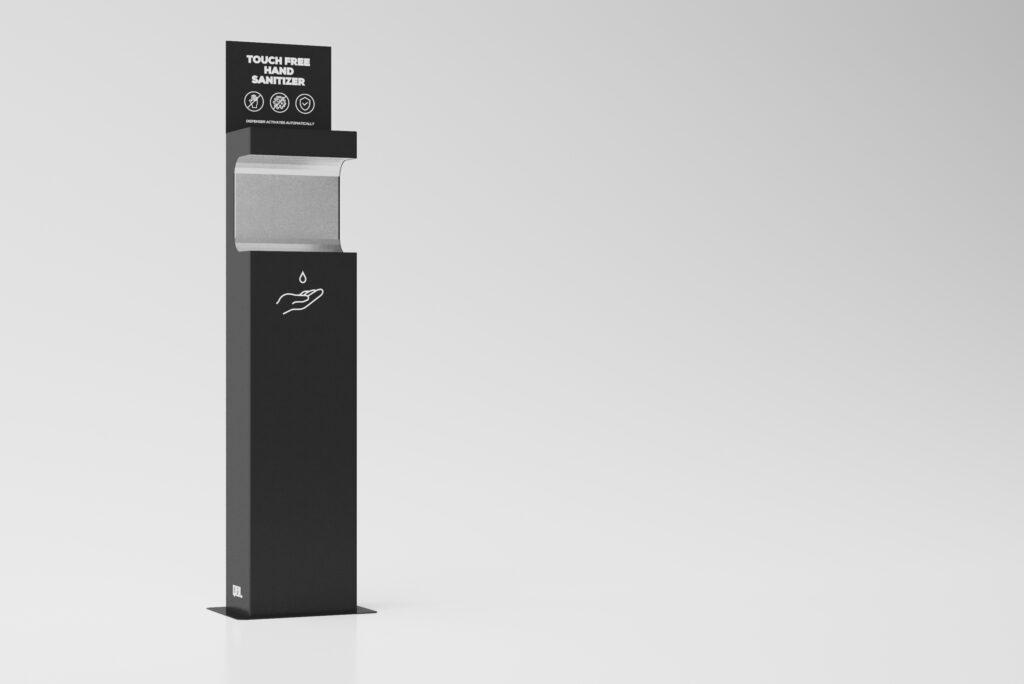 Handsprit behållare beröringsfri handspritsautomat